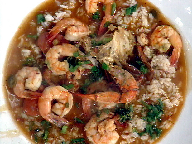 TUESDAY: Small Seafood Gumbo w/ Rice