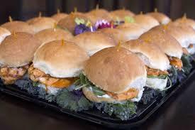 Mini Slider Sandwich Platter