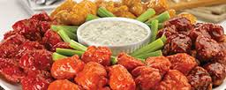 Large Wing Platter - 100 Party Wings