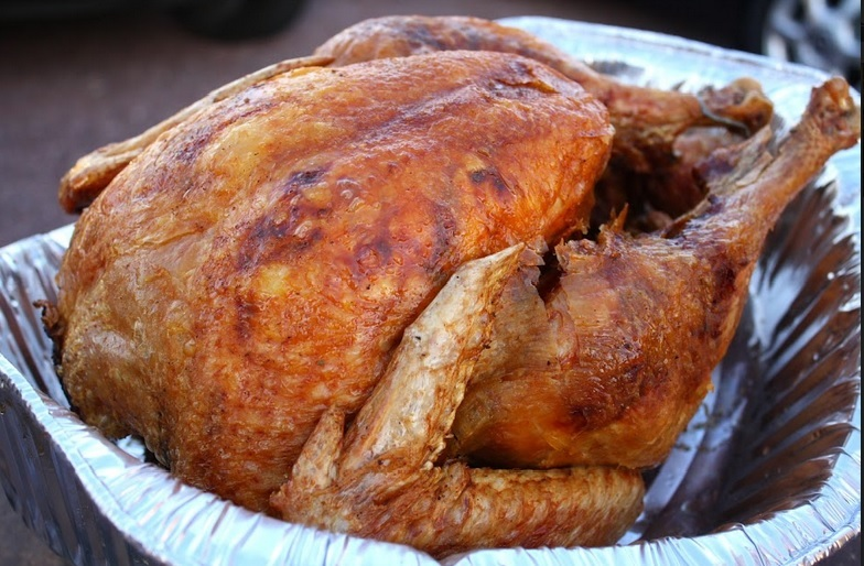 Cajun Deep Fried Turkey