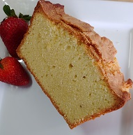 Mother's Day Dessert Pound Cake 4-6 Servings